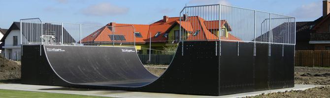 Skate parc Techramps