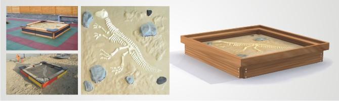 Les jeux de sable & d'eau